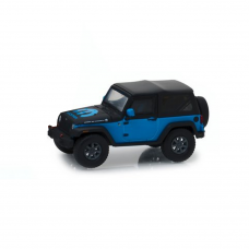 """2010 JEEP WRANGLER """"THE GENERAL"""" 1/43"""