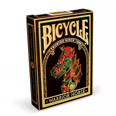 Baralho BICYCLE Warrior Horse deck