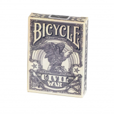 Baralho BICYCLE Civil War azul - 1028484AZ