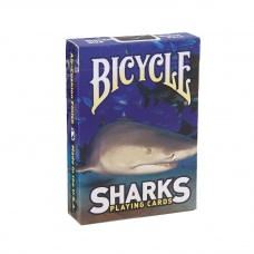Baralho BICYCLE Sharks