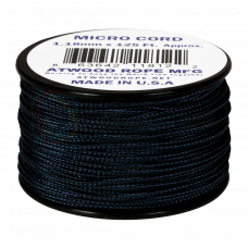 Microcord Cor Sólida 1,18Mm Rolo Com 37,5M - Navy