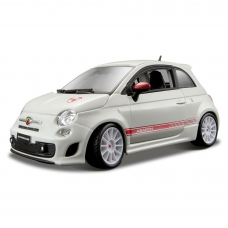 Fiat Abarth 500 Esseesse 1/24 Branco