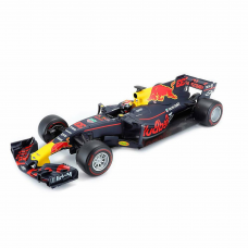 F-1 2017 Red Bull Racing Tag Hauer Rb13 1/32 Azul Mar.