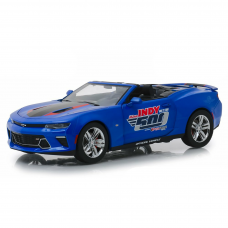 2018 Chevy Camaro Conversivel Indy 500 Event Car 102 1/24 Azul