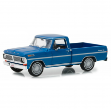 1970 Ford F-100 Acapulco Blue Metallic 1/43