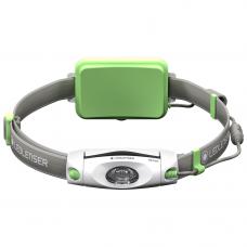 Lanterna de cabeça LedLenser NEO6R Verde