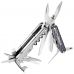 Alicate Leatherman Juice CS4 Cinza Granite Gray