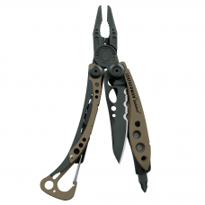 Alicate Leatherman Skeletool Coyote Tan