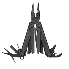 Alicate Leatherman Wave+ Preto C/ Bainha Molle