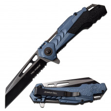 Canivete Tac Force by Master Cutlery abertura assistida TF-1012GBL