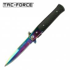 Canivete stiletto Tac Force by Master Cutlery abertura assistida TF-428RB
