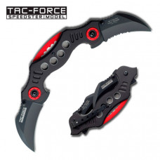 Canivete Tac Force by Master Cutlery TF-669BK