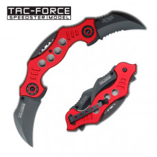 Canivete Hawkbill Tac Force by Master Cutlery TF-669RD