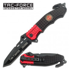 Canivete de resgate Tac Force by Master Cutlery TF-740FD