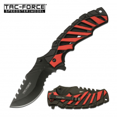 Canivete Tac Force by Master Cutlery abertura assistida TF-944RD