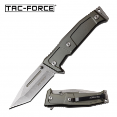 Canivete Tac Force by Master Cutlery abertura assistida TF-969GY