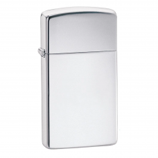 ISQUEIRO ZIPPO SLIM HIGH POLISH CHROME
